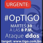 TIGO no soporta masiva protesta de sus usuarios