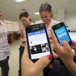 8,7% de clientes de telefonía de Entel usa smartphone