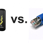 Internet Móvil (LTE) vs Internet Cableado (ADSL)